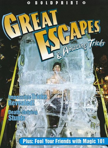 9781419024337: Steck-Vaughn BOLDPRINT Anthologies: Individual Student Edition Navy Great Escapes & Amazing Tricks