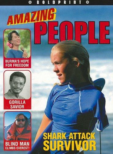 9781419024474: Steck-Vaughn BOLDPRINT Anthologies: Individual Student Edition Green Amazing People
