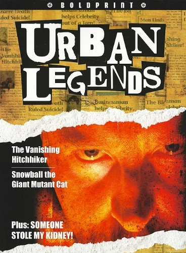 9781419024627: Steck-Vaughn BOLDPRINT Anthologies: Individual Student Edition Lime Urban Legends