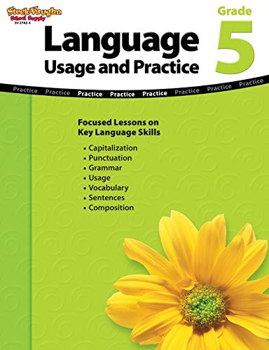 9781419027826: Language: Usage and Practice: Reproducible Grade 5