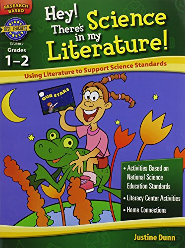 Hey! There's Science In My Literature!: Using: Justine Dunn