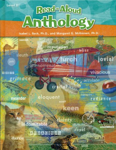 9781419030529: Erv Teacher Anthology G4 (Steck-Vaughn Elements of Reading: Vocabulary)