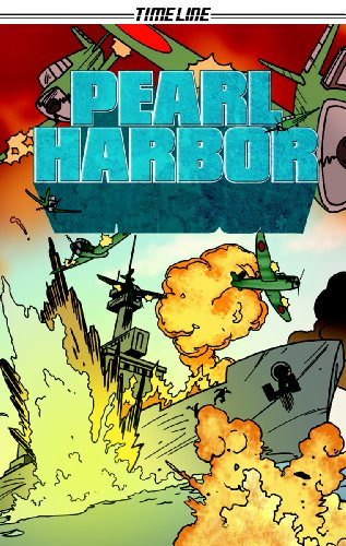 9781419032202: Steck-Vaughn Timeline Graphic Novels: Individual Student Edition (Levels 7-8) Pearl Harbor