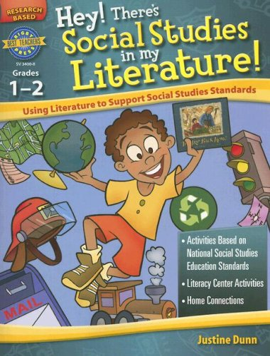 Hey! There's Social Studies in my Literature!: Justine Dunn