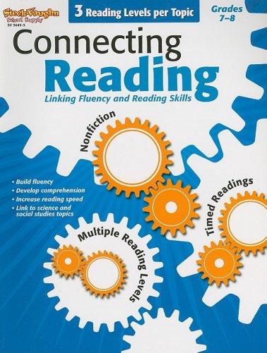 9781419036453: Connecting Reading: Reproducible Grade 7