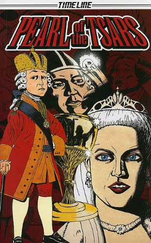 9781419039508: Steck-Vaughn Timeline Graphic Novels: Individual Student Edition (Levels 7-8) Pearl of the Tsars