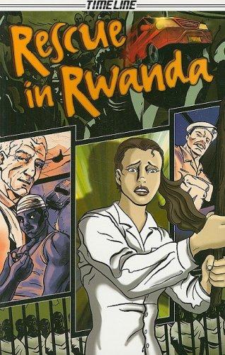 9781419043956: Rescue in Rwanda (Timeline)