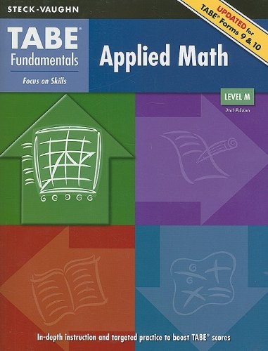 Tabe Fundamentals Applied Math, Level M: Gathers, Victor