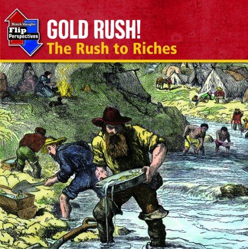 9781419055843: Steck-Vaughn OnRamp Approach Flip Perspectives: Student Edition Grades 6 - 10 Gold Rush!