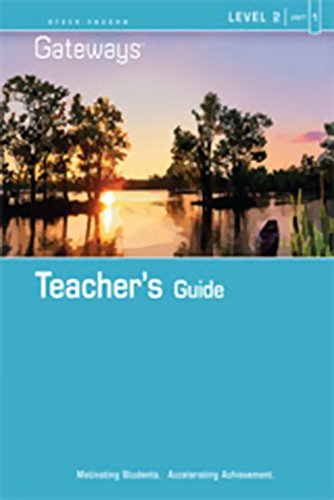 Gateway 2 Teachers Book