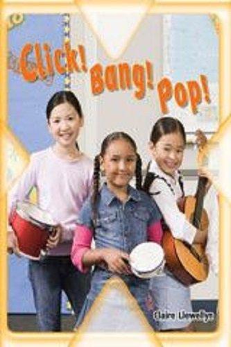 Steck-Vaughn Pair-It Extreme: Individual Student Edition Click! Bang! Pop!: STECK-VAUGHN