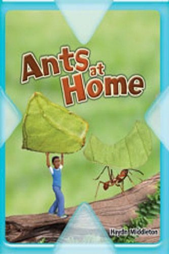 Steck-Vaughn Pair-It Extreme: Individual Student Edition Ants: STECK-VAUGHN