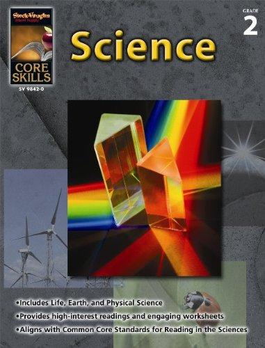 9781419098420: Core Skills: Science: Reproducible Grade 2