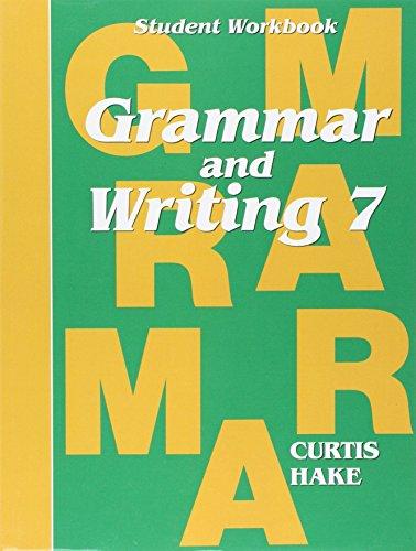grade 7 grammar workbook pdf