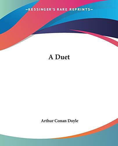 9781419101069: A Duet