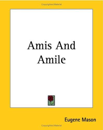 9781419105890: Amis and Amile