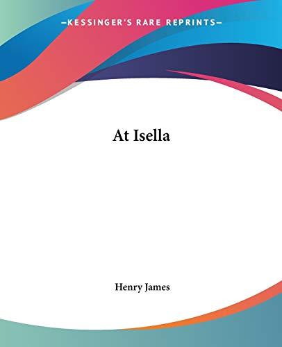 9781419107917: At Isella