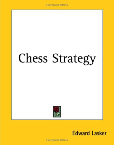 9781419112812: Chess Strategy