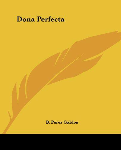 9781419116490: Dona Perfecta