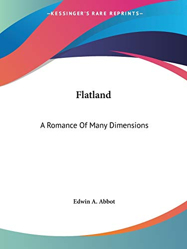 9781419120022: Flatland: A Romance Of Many Dimensions (Barnes & Noble Library of Essential Reading)