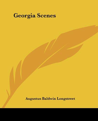9781419121647: Georgia Scenes