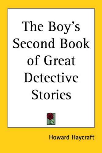 9781419122774: The Boy's Second Book of Great Detective Stories