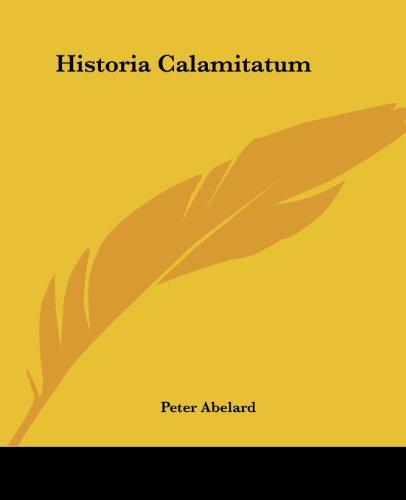 9781419123832: Historia Calamitatum