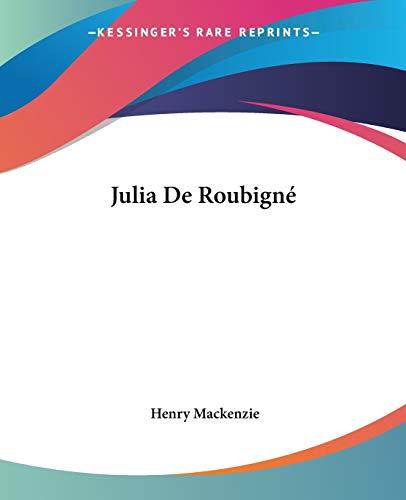 9781419128127: Julia De Roubigné