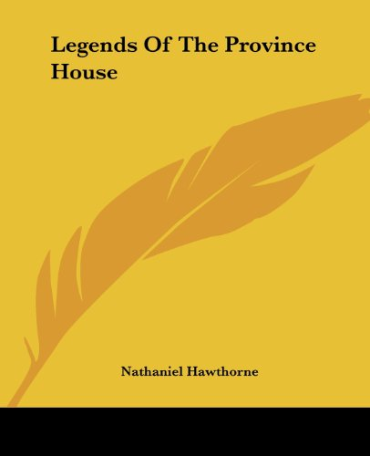 9781419129605: Legends Of The Province House