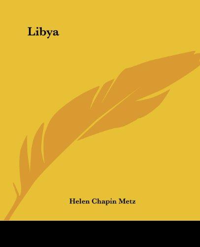 9781419130120: Libya