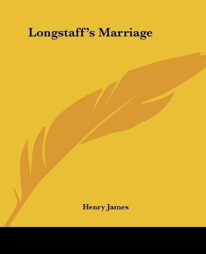 9781419131141: Longstaff's Marriage