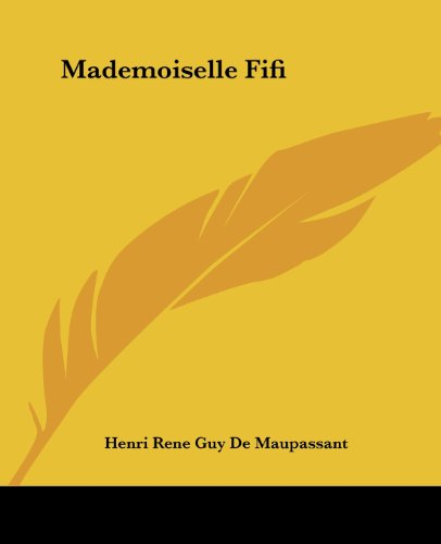 9781419131998: Mademoiselle Fifi