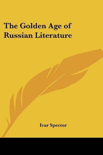 9781419132643: The Golden Age of Russian Literature