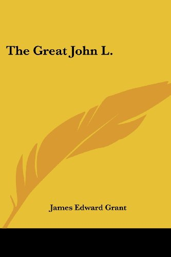 9781419133749: The Great John L.
