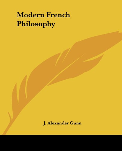 9781419134753: Modern French Philosophy