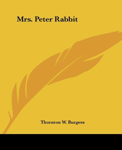 9781419135811: Mrs. Peter Rabbit