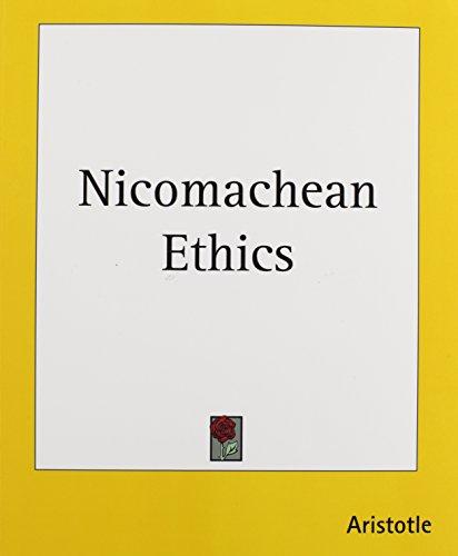 9781419137006: Nicomachean Ethics
