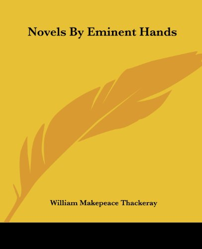 9781419137556: Novels By Eminent Hands
