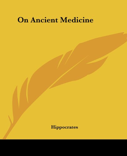 9781419138331: On Ancient Medicine