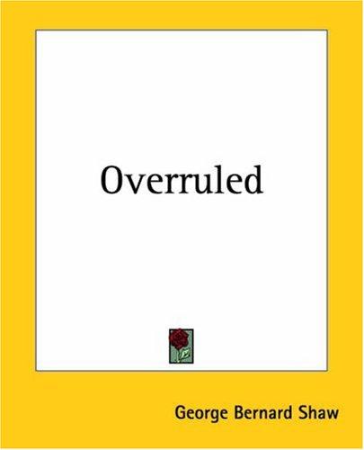 9781419139826: Overruled