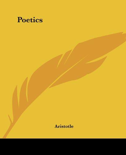 9781419142406: Poetics