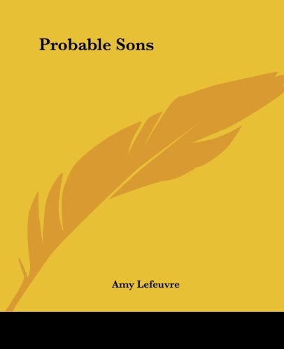 9781419143069: Probable Sons