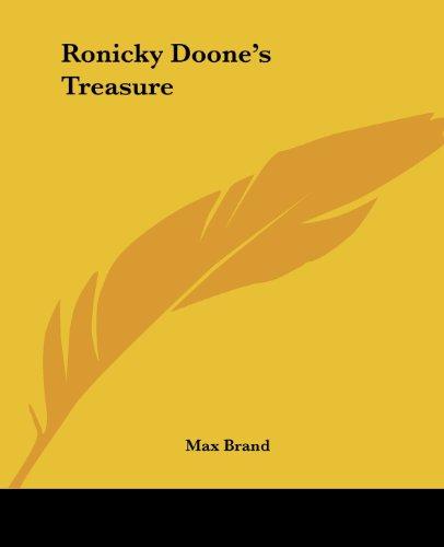 9781419145414: Ronicky Doone's Treasure
