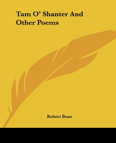9781419150760: Tam O' Shanter And Other Poems