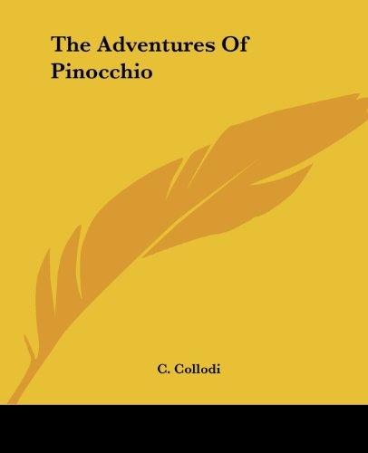 9781419151590: The Adventures Of Pinocchio