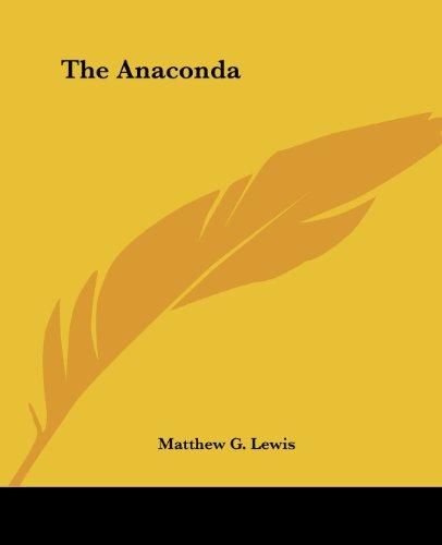 9781419152153: The Anaconda