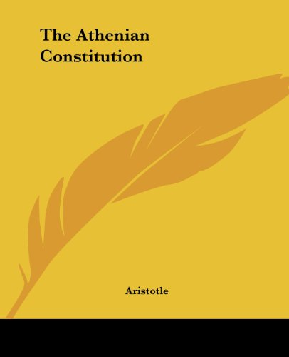 9781419152788: The Athenian Constitution