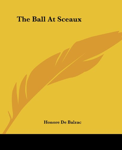 9781419153471: The Ball At Sceaux
