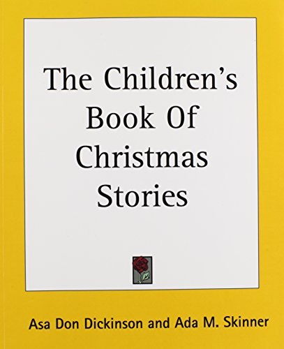 9781419156571: The Children's Book Of Christmas Stories