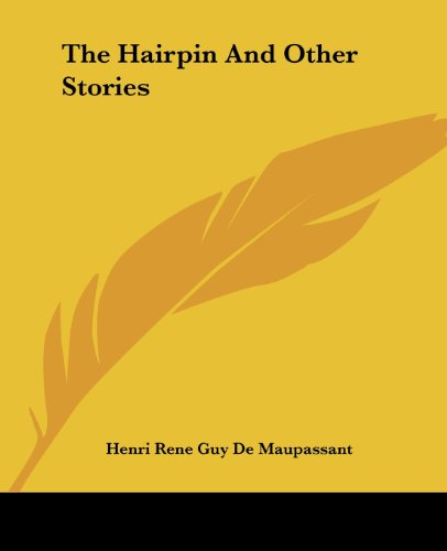 9781419165221: The Hairpin And Other Stories